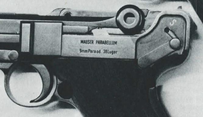 Mauser Luger