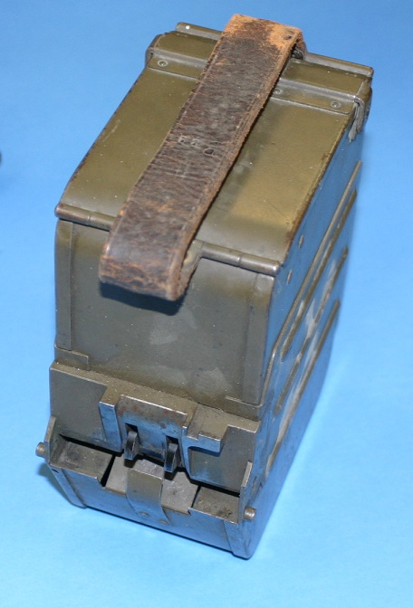 Beltfed Madsen belt box
