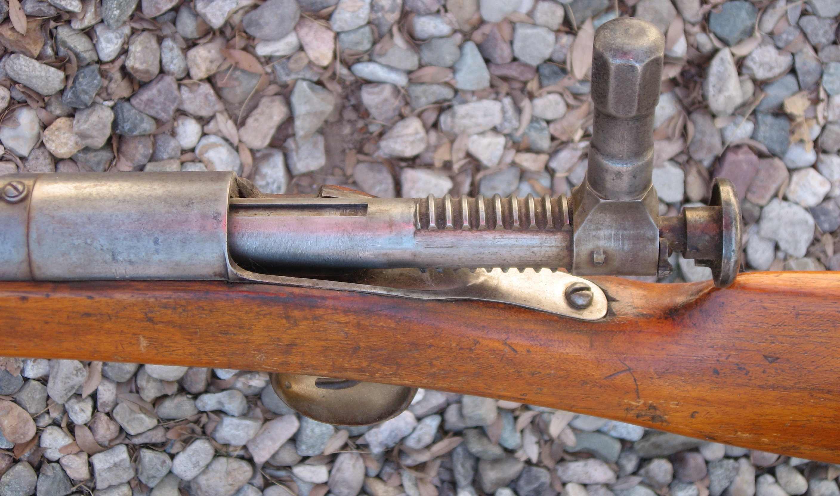 Chinese Jingal Wall Gun Forgotten Weapons