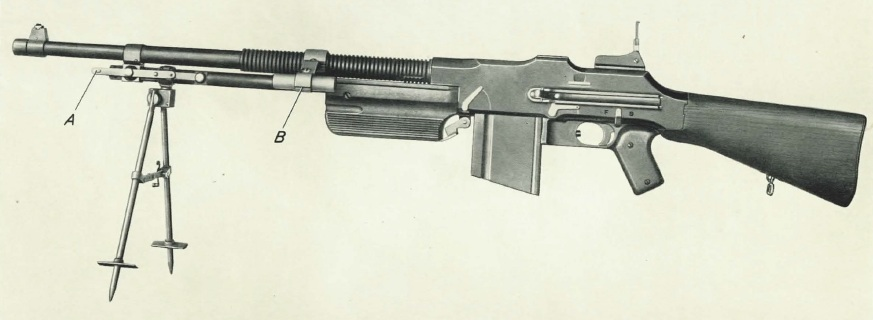 Colt R75(A) commercial BAR