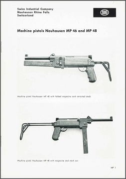 SIG MP46/MP48 Manual (English)