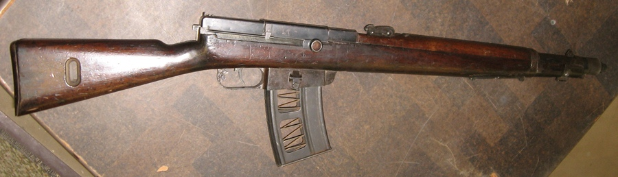 Breda PG 1935 rifle