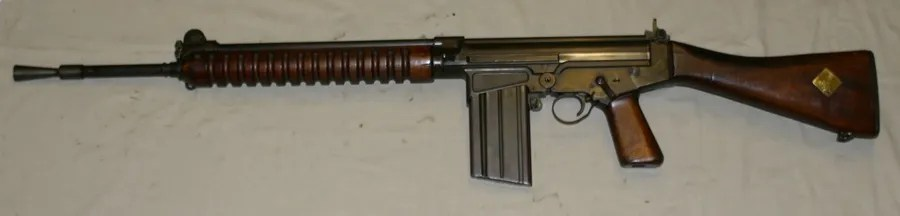 Prototype FAL in .280/30 caliber