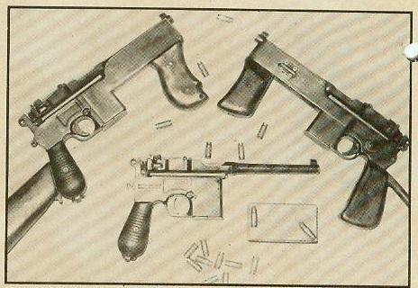 Brazilian PASAM machine pistols