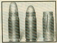 Vintage 7.63mm Mauser ammunition