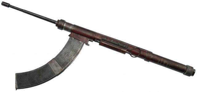 ZfG38 training machine gun