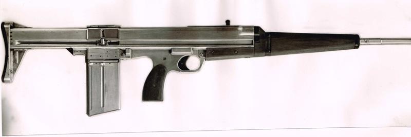 Photos of 1950s Light Rifle Prototypes – Forgotten Weapons