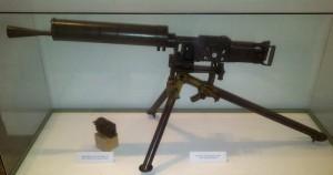 Fiat-Revelli M1914 machine gun