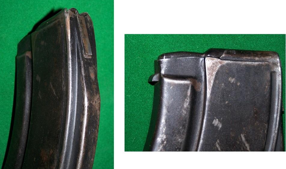 Charlton Automatic Rifle 30-round magazine details
