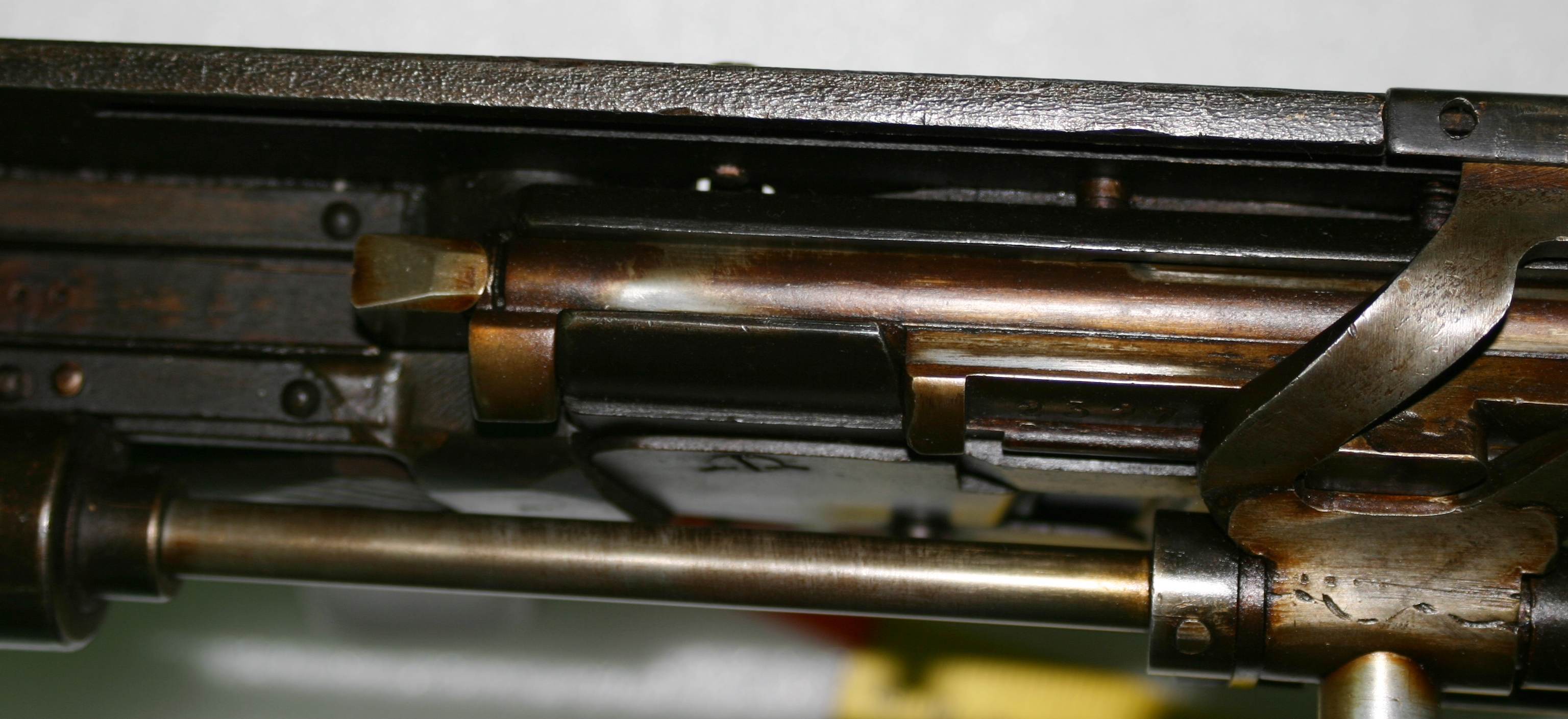 Charlton Automatic Rifle – Forgotten Weapons