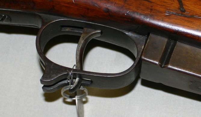 Cei Rigotti trigger and trigger guard