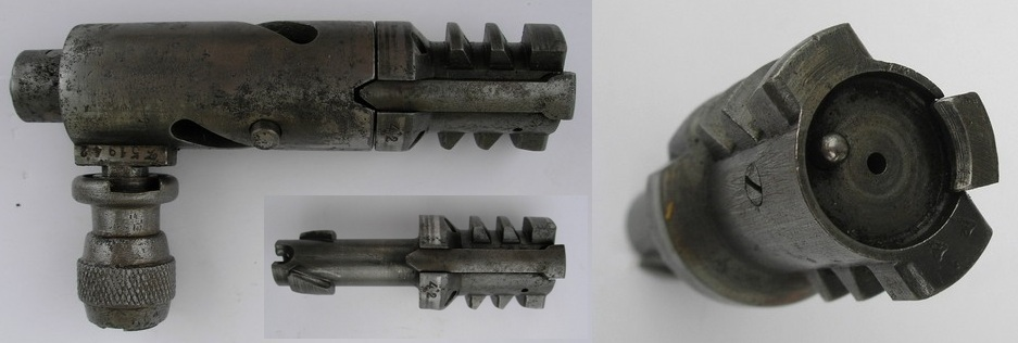 RSC 1917 bolt and bolt carrier