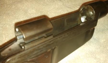 Mondragon 1894 receiver