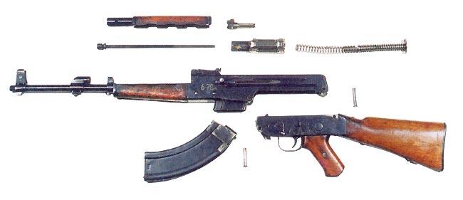 Skillful Manufacture Militaria Collectibles Sks Rear Sight Set Simonov Rifle.the Original Soviet Union