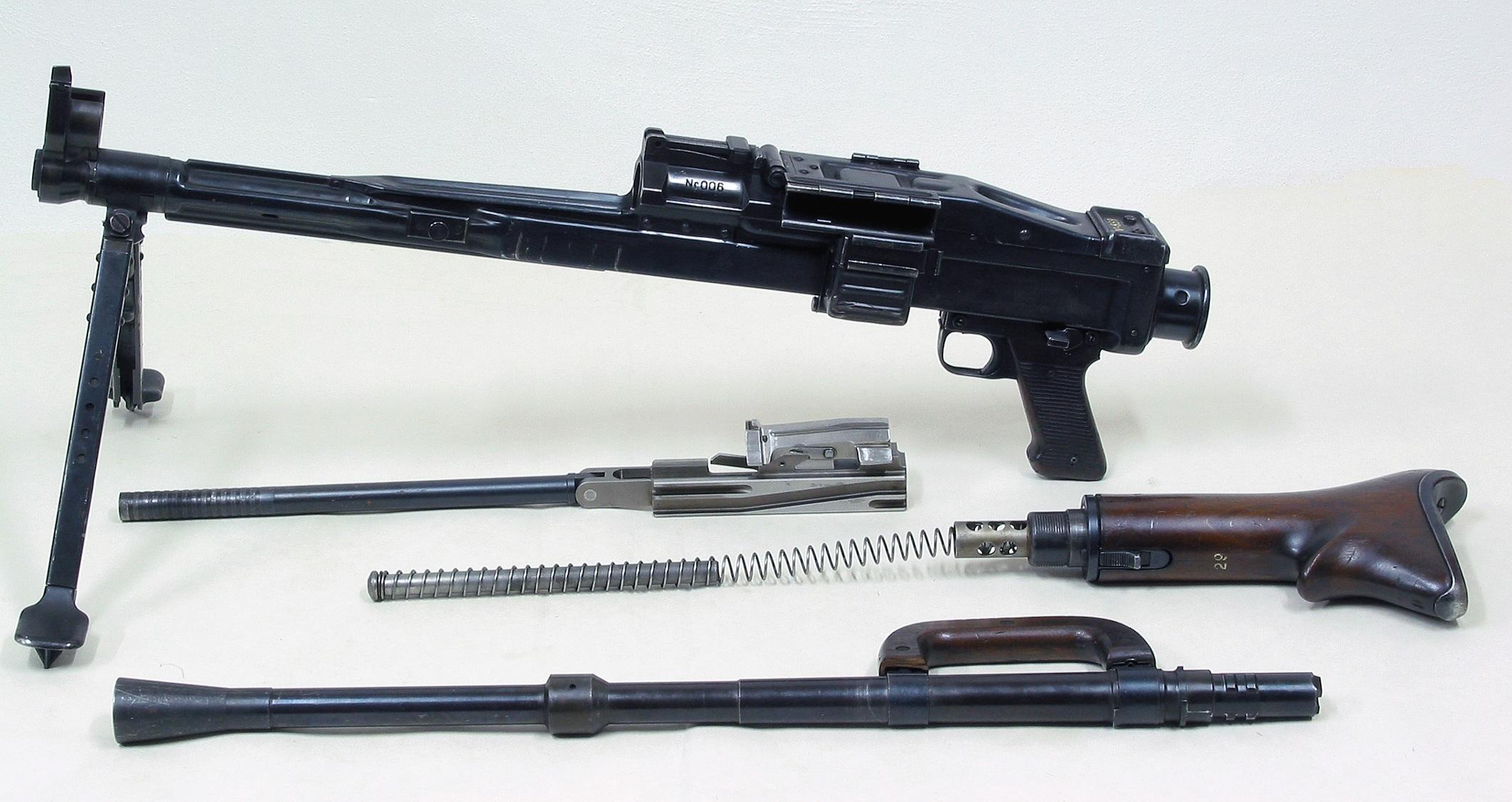 MG 39 Rh – Forgotten Weapons