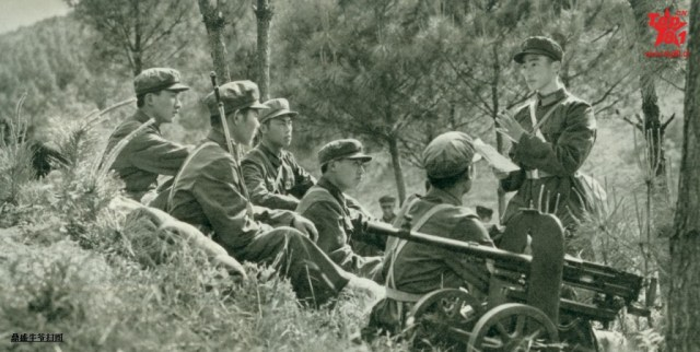 Chinese Type 53 Goryunov machine gun