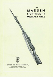 Madsen Lightweight Military Rifle manual (English)
