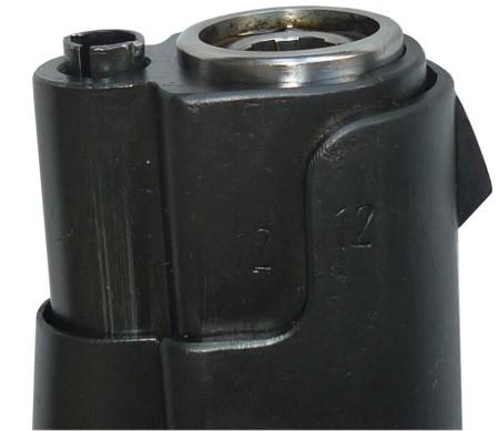 Walther Volkspistole muzzle