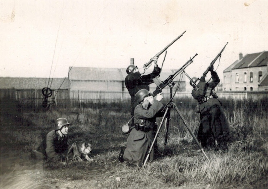 Wartime wingshooting