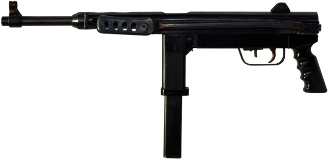 Sokac with vz25 side-folding stock