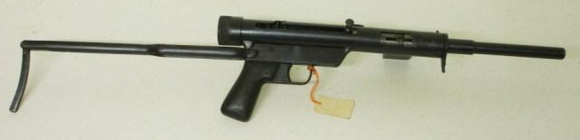 Polish Resistance Sten Gun