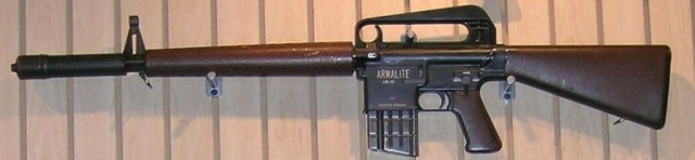 Early AR-10