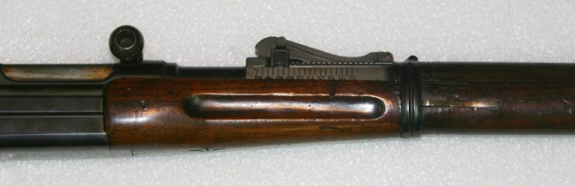 Mannlicher 1905 rear sight