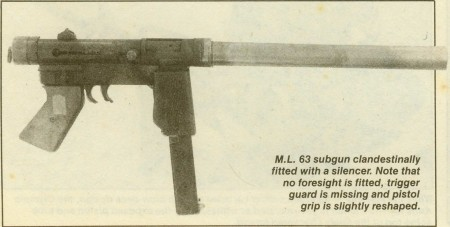 Silenced Halcon ML63