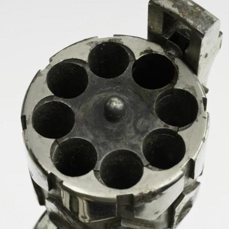 38 ACP Webley-Fosbery cylinder