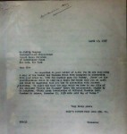 Colt letter to Curtiss Wright referencing Turk MG40 sales, dated 1937