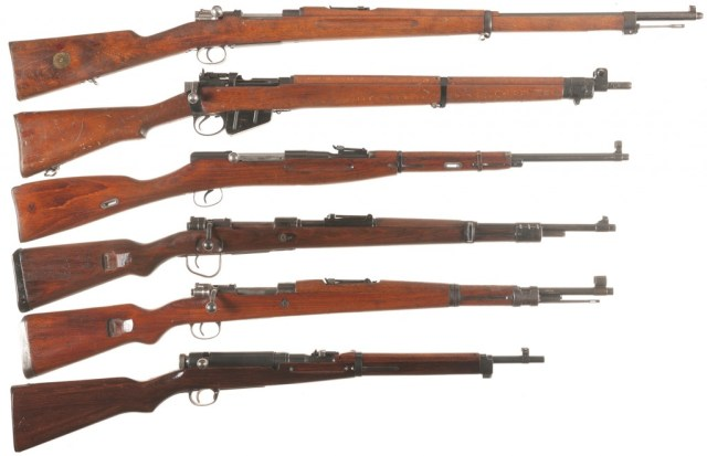 Rock Island lot 1486 rifles