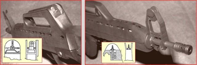 LAPA FA Modelo 03 sights