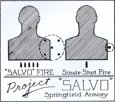 Project SALVO hit diagram