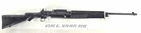 Berthier self-loading rifle