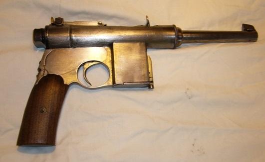 Clausius 1905 Prototype
