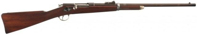 Winchester-Hotchkiss, early pattern