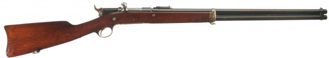 Remington-Keene bolt action