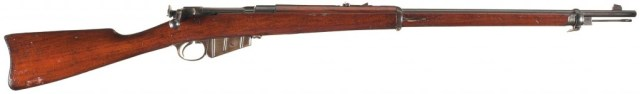 Remington-Lee bolt action in .30-40