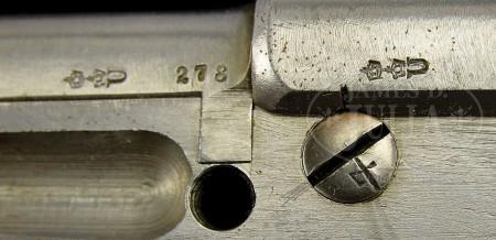 Prototype No.3 Bergmann pistol