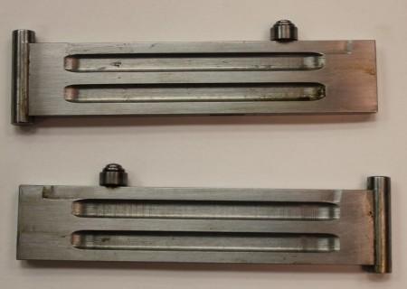 Mauser M1915 locking flaps