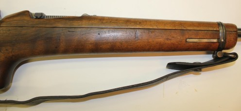 Mauser M1915 stock and handguard