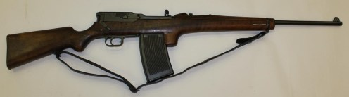 Mauser M1915 self-loading carbine