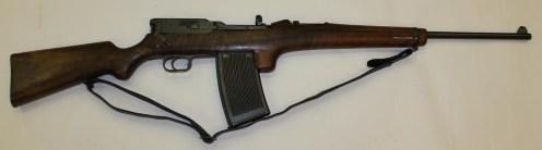 Mauser M1915 self-loading carbine
