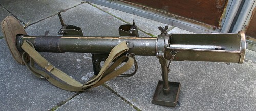 British PIAT antitank projector