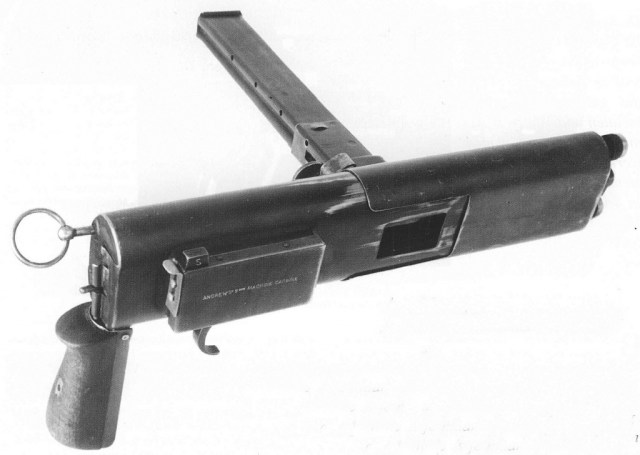 Andrews machine carbine