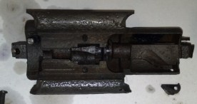 MG17 belt feed mechanism