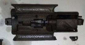 MG17 belt feed mechanism