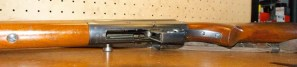 Remington Model 81 w/ extended magazine well
