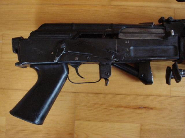 Galil ARM – Forgotten Weapons
