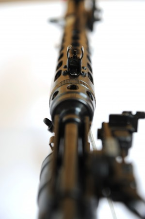 Vahan rifle front sight